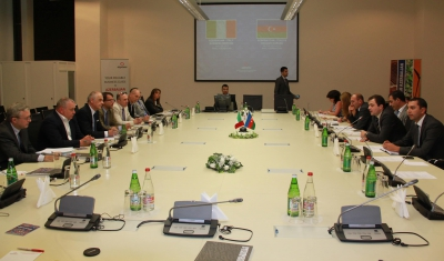 Azerbaijan – Italy Business Meeting